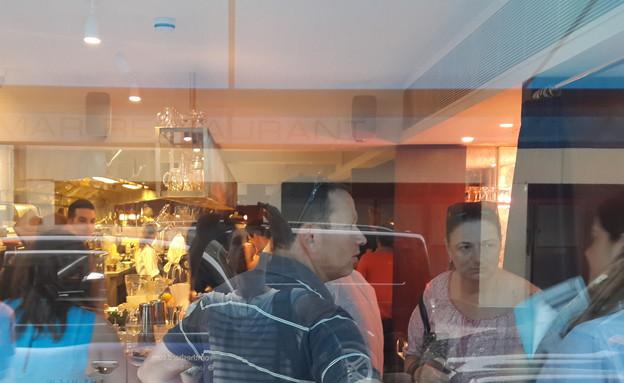 מסעדת פלומר, לונדון (צילום: יונתן למזה, אוכל טוב)
