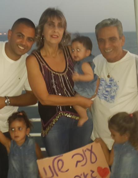 משפחת בובליל (צילום: mako)