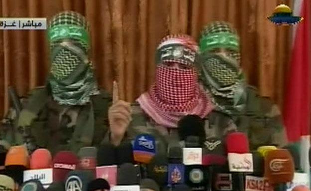 אבו עוביידה, דובר הזרוע הצבאית של חמאס