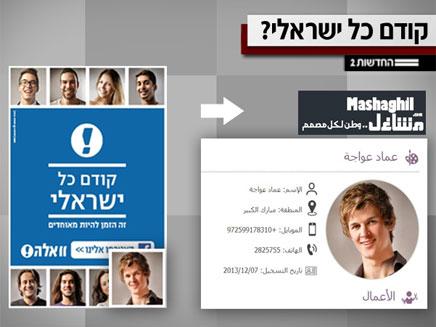 הישראלים נמצאו באתרים זרים