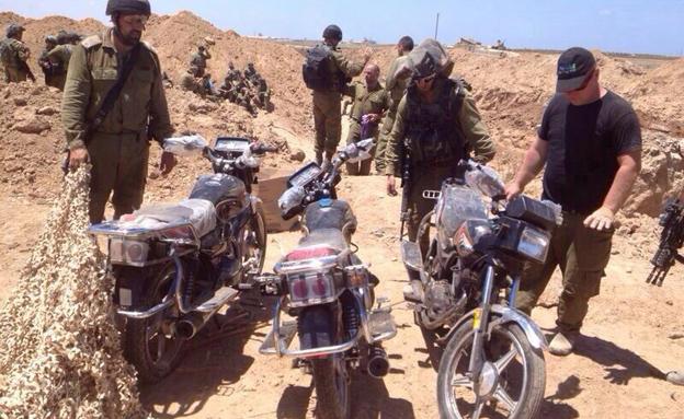 אופנועי החוטפים