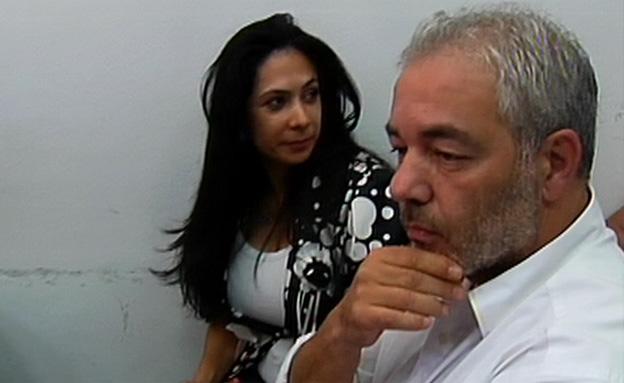 רונאל פישר במעצר (צילום: חדשות 2)