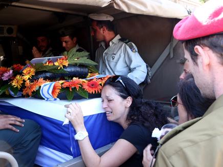 כאב המשפחות, כאב העם - הלוויתו של רס
