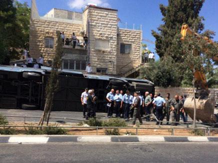 נסיון פיגוע בירושלים