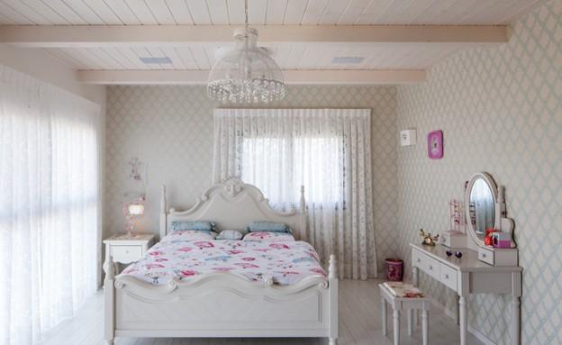 חדרי ילדים (צילום: טל ניסים , אדריכלית פנים איריס שמיר)
