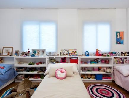 חדרי ילדים דנה אוברזון אדריכלים