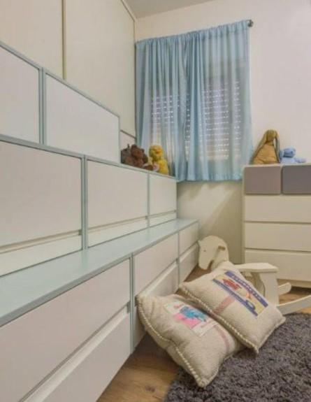 חדרי ילדים,טיפים שלנו, נגישות ואחסון, עיצוב פנים מירב זהר.
