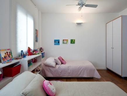 חדרי ילדים, דנה אוברזון אדריכלים.