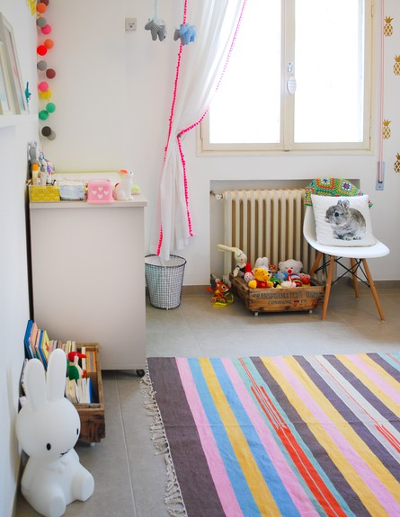 חדרי ילדים , הום סטיילינג יערה ציקורל