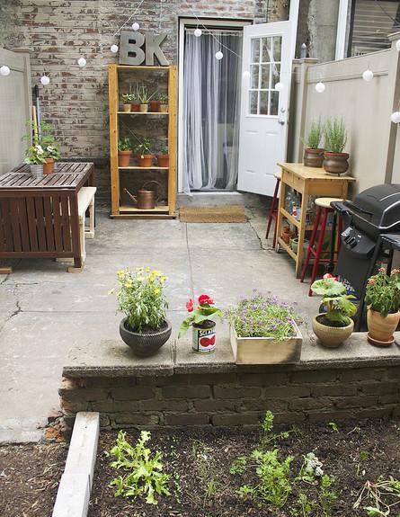 חצר בברוקלין, גובה, צילום Alyssa Ponticello-Levine