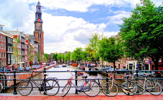 אמסטרדם ארקיע. (צילום: Shutterstock)