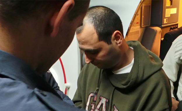 משה בן איבגי, ארכיון (צילום: דוברות משטרת ישראל)