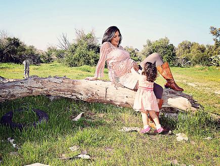 צלמי היריון בדרום