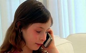 האיומיים המשפטיים הפחידו את הילדה. אילוסטרציה (צילום: חדשות 2)