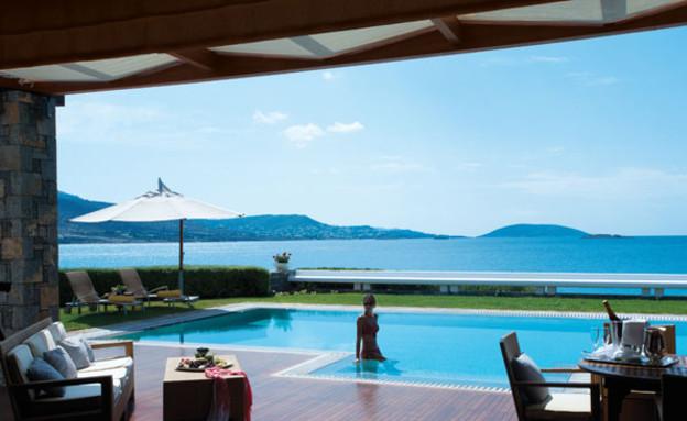 הסוויטות היקרות בעולם (צילום: lagonissiresort.gr)