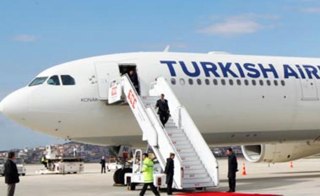 טורקיש איירליינס (צילום: רויטרס, getty images)