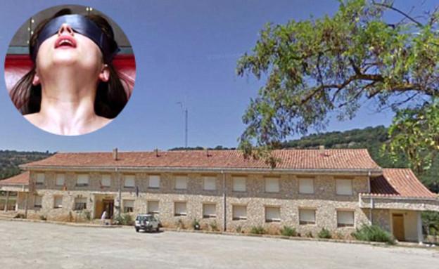 מלון 50 גוונים תמונה (צילום: google street view)