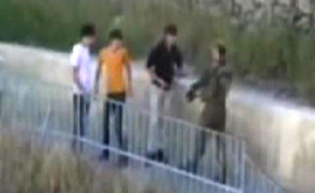 """דוד לוחם נח""""ל, דוד הנחלאווי (צילום: חדשות 2)"""