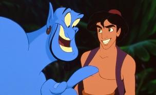 אלאדין (צילום: באדיבות yes / Disney)