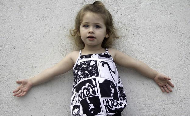 מותג בגדי ילדים ג'וי (צילום: חיה גולד)