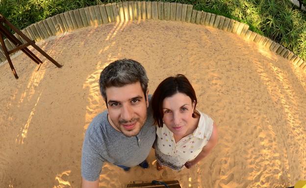 זוגות, הנחומים (צילום: חגית יקיר)