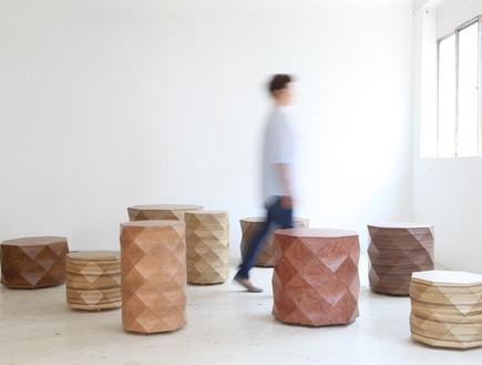 זוגות, טסלר מנדלוביץ, סדרת יהלומי עץ
