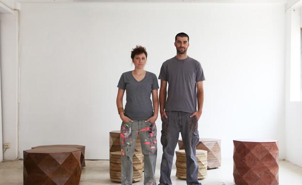 זוגות, טסלר מנדלוביץ (צילום: רוני כנעני)