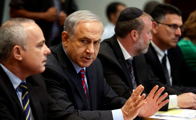 ממשלת ישראל נגד ועדת החקירה