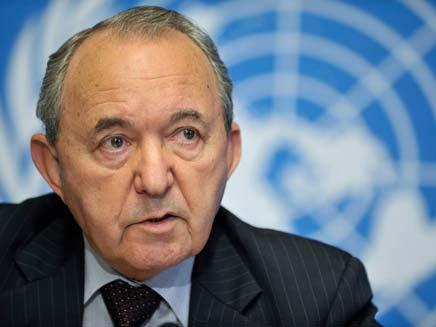 גולדסטון, גרם לכתבי אישום נגד מנהיגים (צילום: AP)