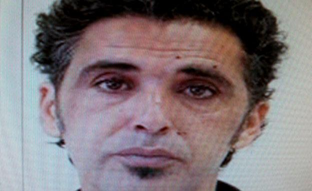 """""""מצבו הנפשי מעוער"""", החשוד אילן בן עמי (צילום: משטרת ישראל)"""