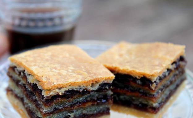 חיתוכיות לוטוס וקפה (צילום: אסתי רותם, אוכל טוב)