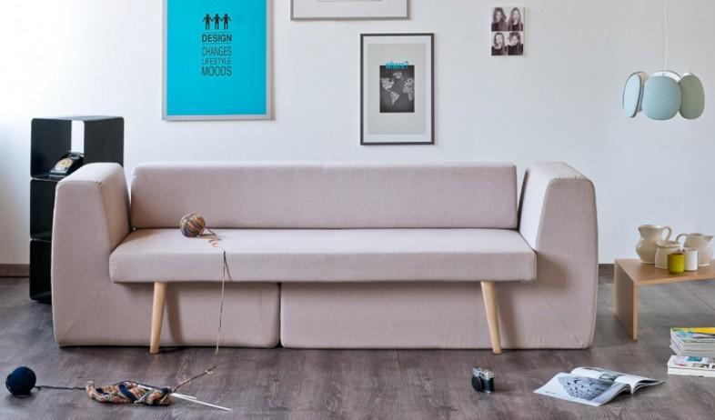 ספה מתפרקת (צילום: formabilio)