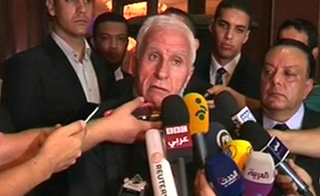 """""""ישראל אשמה"""". אל-אחמד (צילום: חדשות 2)"""