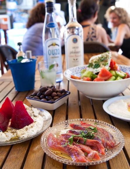 מסעדת אלבי (צילום: שרית גופן,  יחסי ציבור )