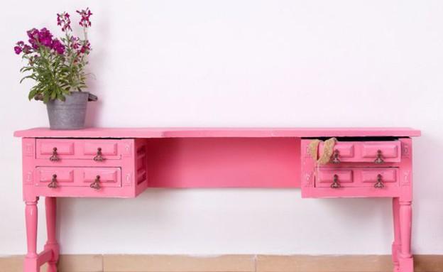 רהיטים משופצים (צילום: סטודיו בבושקה)