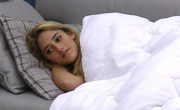 דנית נחה אחרי השידור (תמונת AVI: אורטל דהן, שידורי קשת)