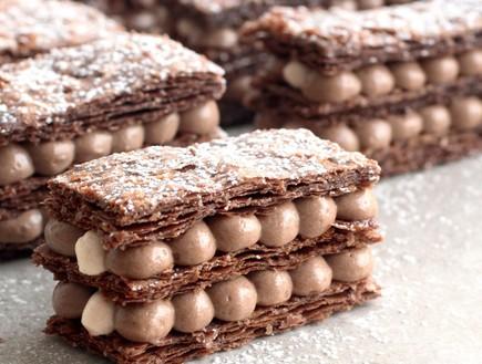 הספר המתוק מילפיי שוקולד