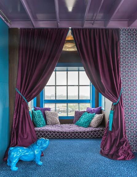 מלון עגורן (צילום: Faralda Crane Hotel)
