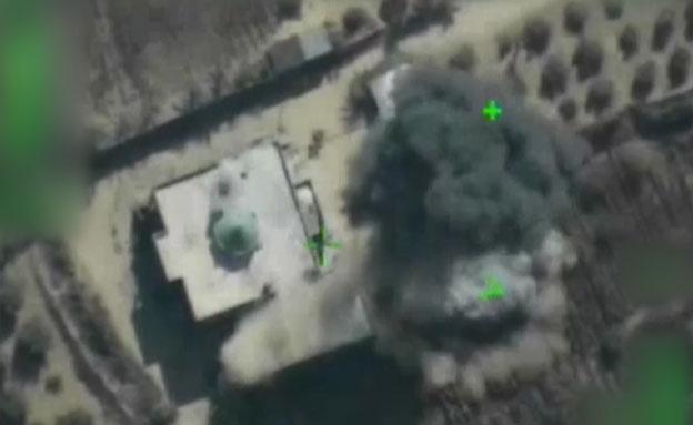 """תקיפת מסגד, ארכיון (צילום: דו""""צ)"""