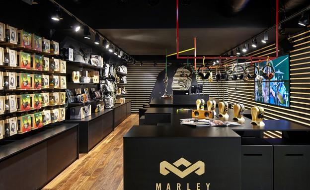 חנויות מעוצבות, האוס אוף מארלי (צילום:  גיא קול)