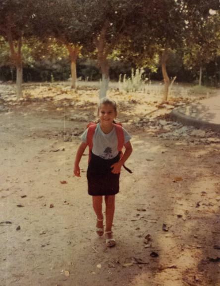 קסם דליות בתה הצעירה של מיכל דליות (צילום: תומר ושחר צלמים)