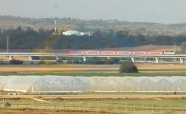 רכבת (צילום: חדשות 2)