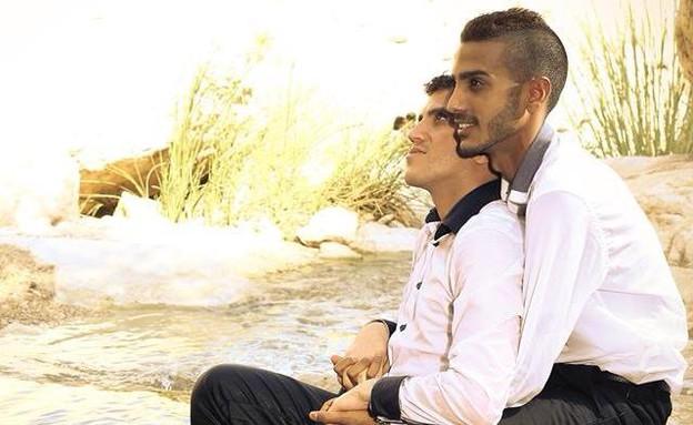 מאור ורותם שמואלי (צילום: מתוך עמוד הפייסבוק של הזוג)