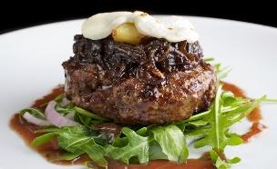 המבורגר בדיקסי של חיים כהן (צילום: דניאל לילה, יחסי ציבור)