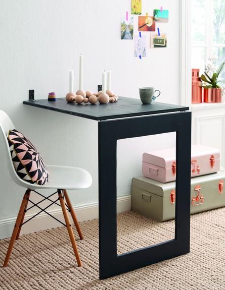 החמישייה 2.9, מראה לשולחן (צילום: homestory.rp-online)