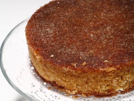 עוגת דבש לחה (צילום:  יחסי ציבור )