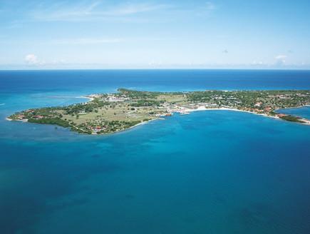 אתרי נופש באיים פרטיים (צילום: osewoodhotels.com)