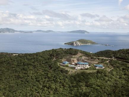 אתרי נופש באיים פרטיים (צילום: peterisland.com)