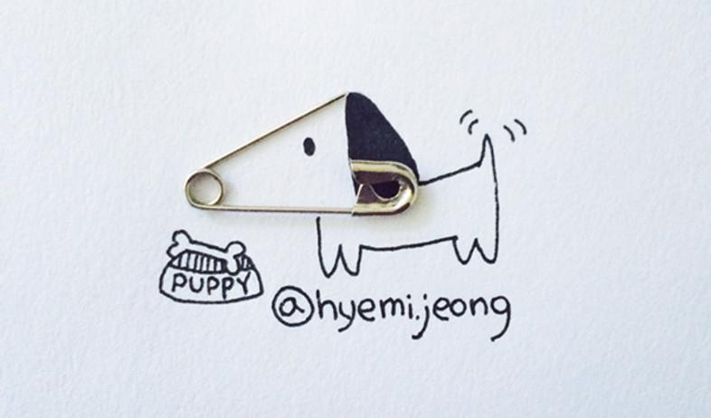 עבודות של Hyemi Jeong