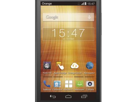 הסמארטפון Infinity X2 Mini תוך 4G של אורנג' (צילום: אורנג')